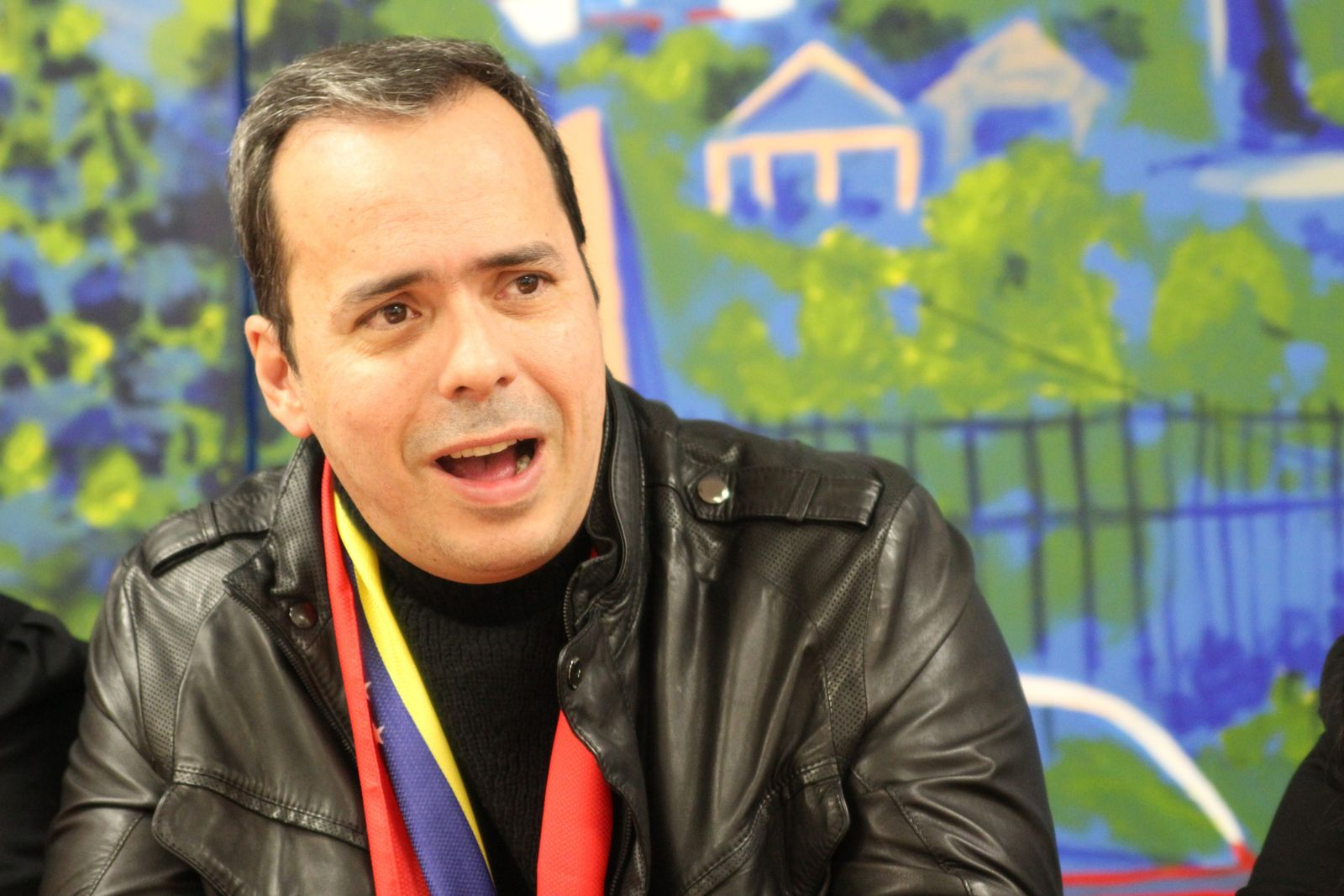 Guaido adviser admits signing contract for failed maritime raid in Venezuela, Houston, USA - 03 Nov 2013