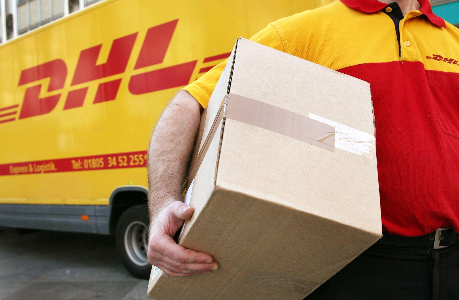 Paketdienst / DHL