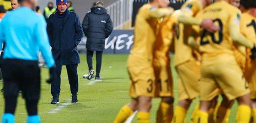 José Mourinho nach 1:6 mit AS Rom bei FK Bodö/Glimt: »Sie haben mehr Qualität als wir«