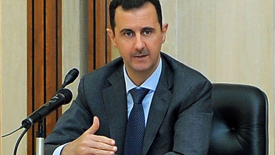 Assad-Ankündigung: Syrische Opposition bestreitet Abzug des Militärs