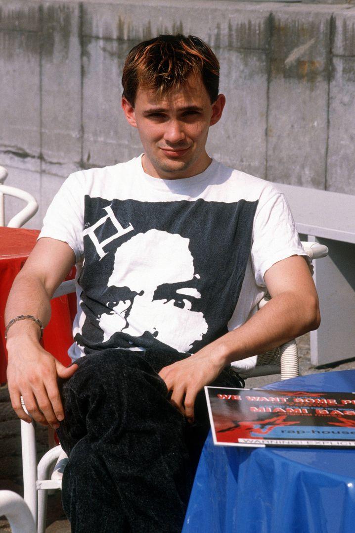 """DJ Westbam 1993: """"Die richtige Energie mitgebracht"""""""