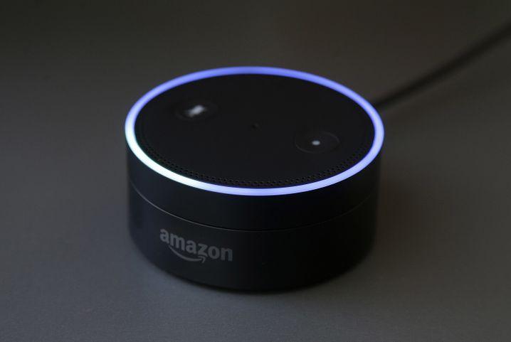 Amazons Lautsprecher-Wanze Echo