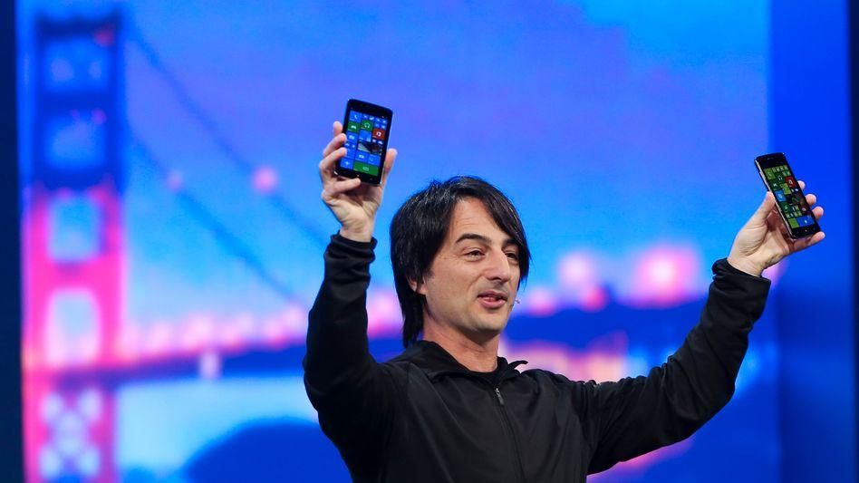 Smartphone-Markt: Microsoft verschenkt Windows