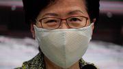 USA verhängen Sanktionen gegen Hongkongs Regierungschefin Lam