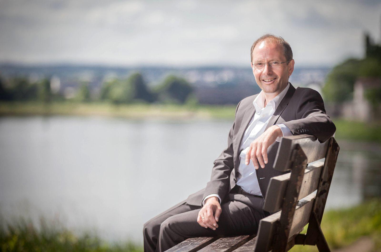 EINMALIGE VERWENDUNG Bürgermeisterwahl/ Markus Ulbig