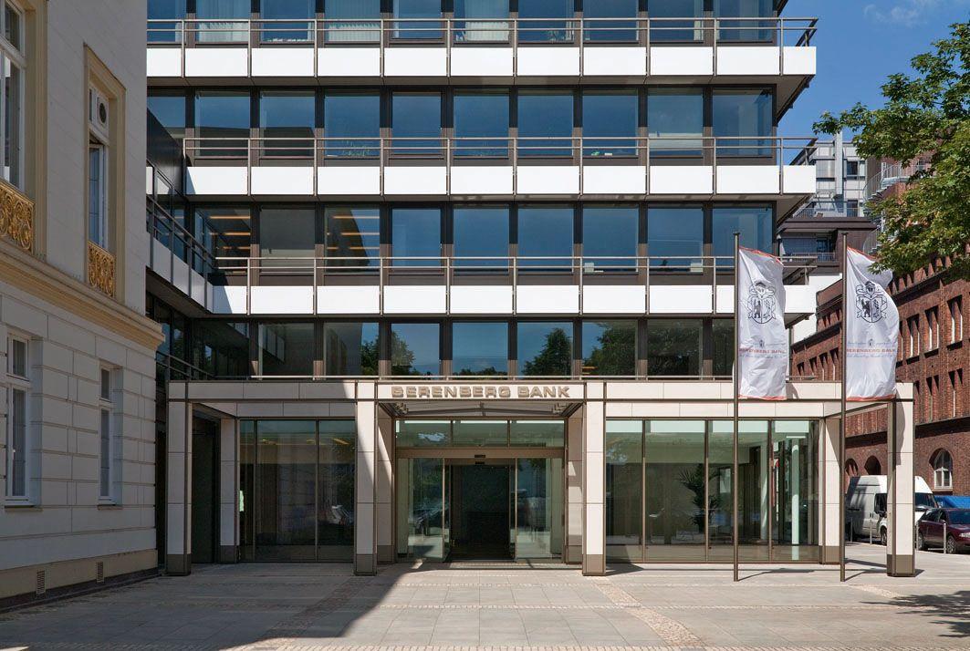 Berenberg Bank; Neuer Jungfernstieg