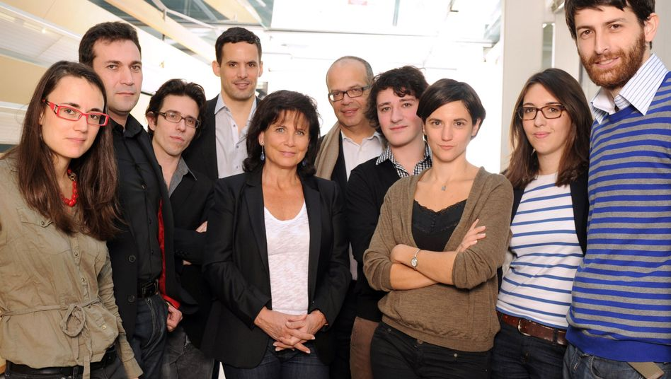 Anne Sinclair und ihr neues Team: Chance zur persönlichen Rehabilitierung