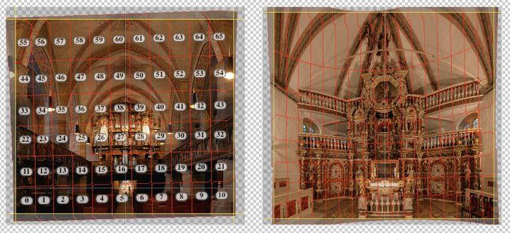 Der Panorama-Editor PTGui: Hier wählt man aus einer Vielzahl von Projektionen