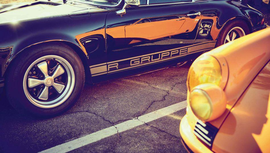 Wenn eine Lebenseinstellung einen Auto-Club prägt, kann eine Gemeinschaft wie die R-Gruppe entstehen.