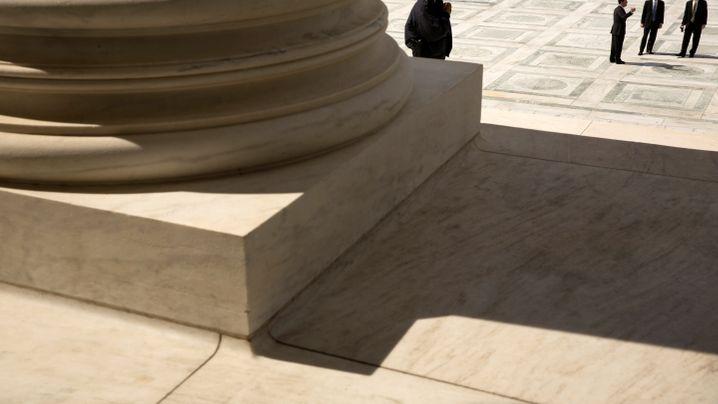 Supreme Court in den USA: Marmor, Liftboy, Tradition