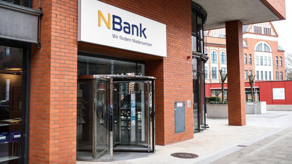NBank: Betrüger versenden derzeit unter anderem in ihrem Namen Mails