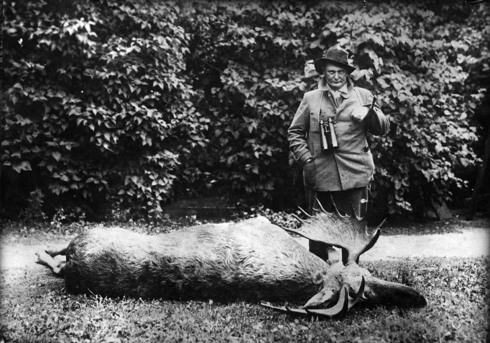 Hermann The Hunter