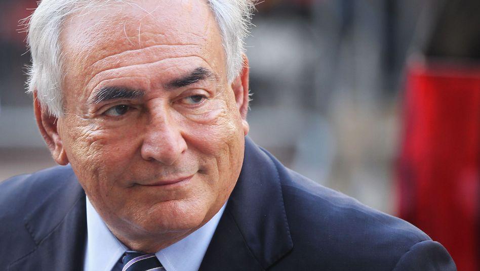 """Dominique Strauss-Kahn (Archiv): """"Falsche Logik"""""""
