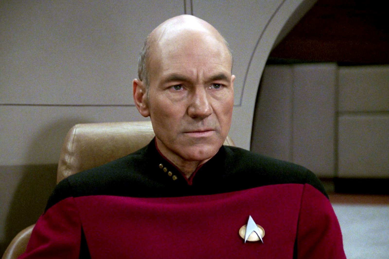 EINMALIGE VERWENDUNG Star Trek: Picard