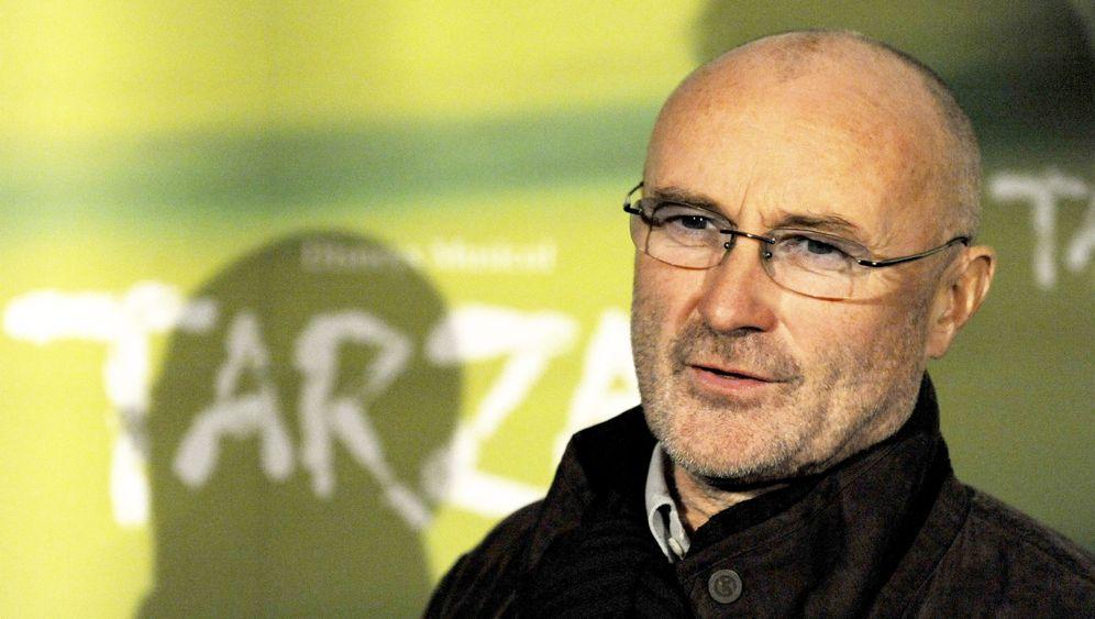 Phil Collins: Keine Chance für die Frauen