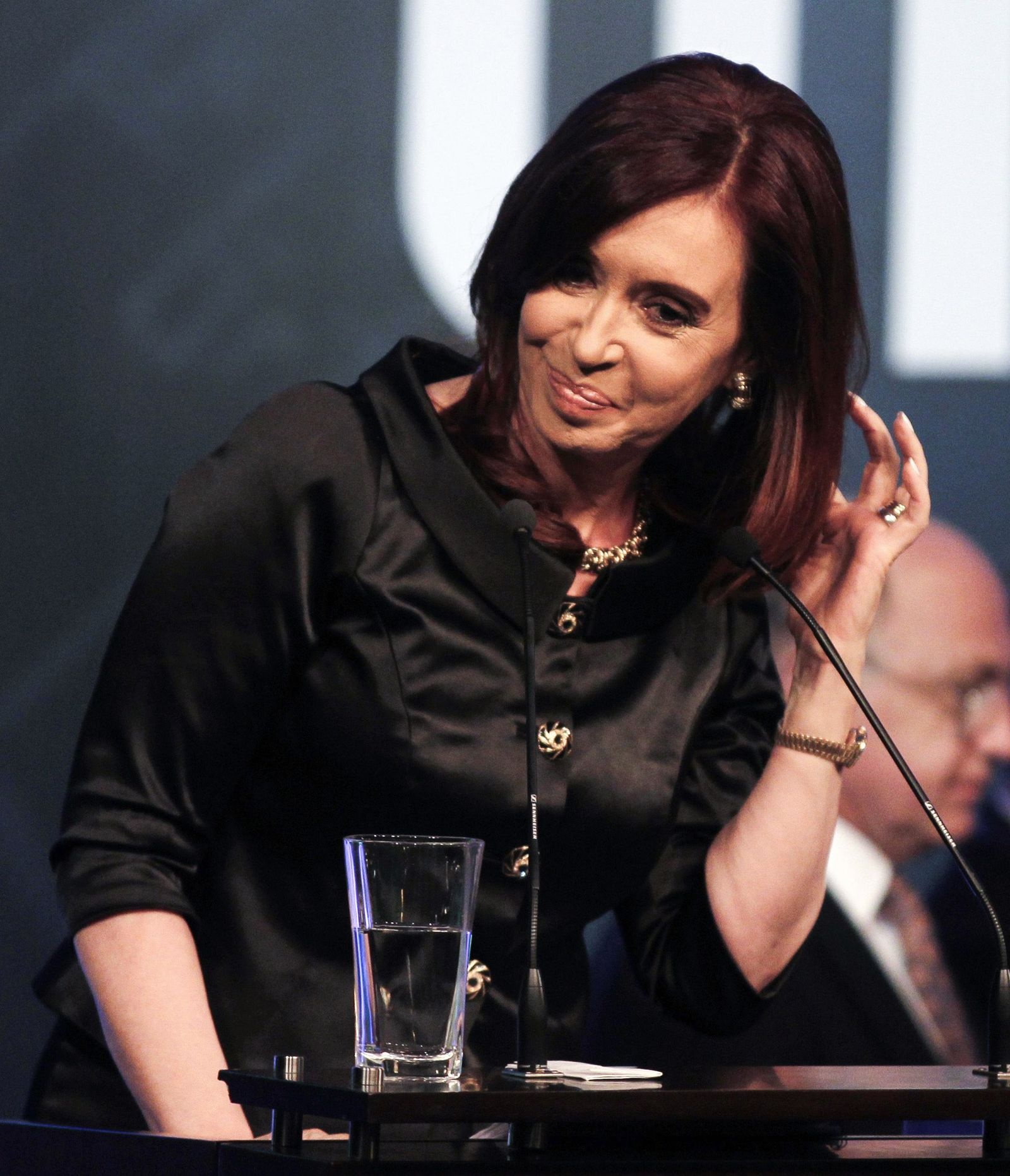 Argentinien Cristina Fernandez de Kirchner