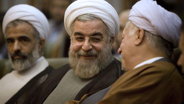 Hassan Rohani: Irans neuer Präsident