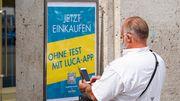 »Es ist nicht ersichtlich, was der Einsatz der Luca-App bringen würde«