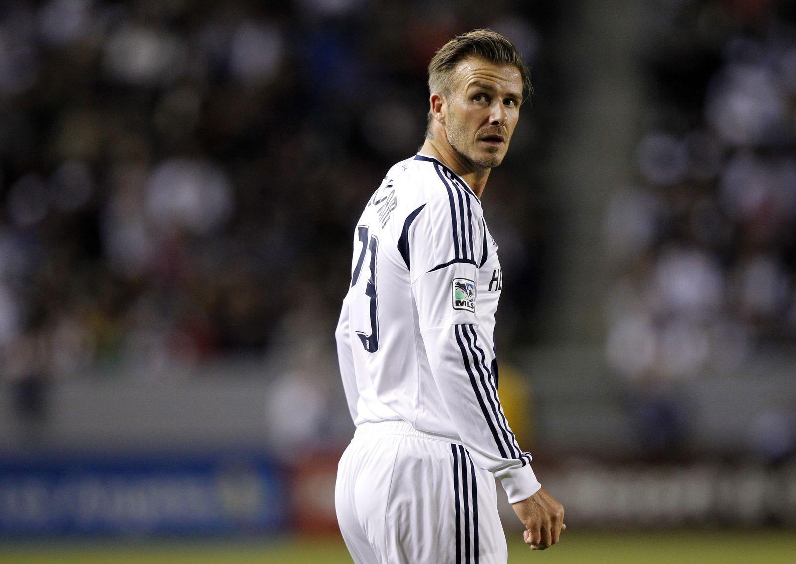 Soccer Beckham Down Under?