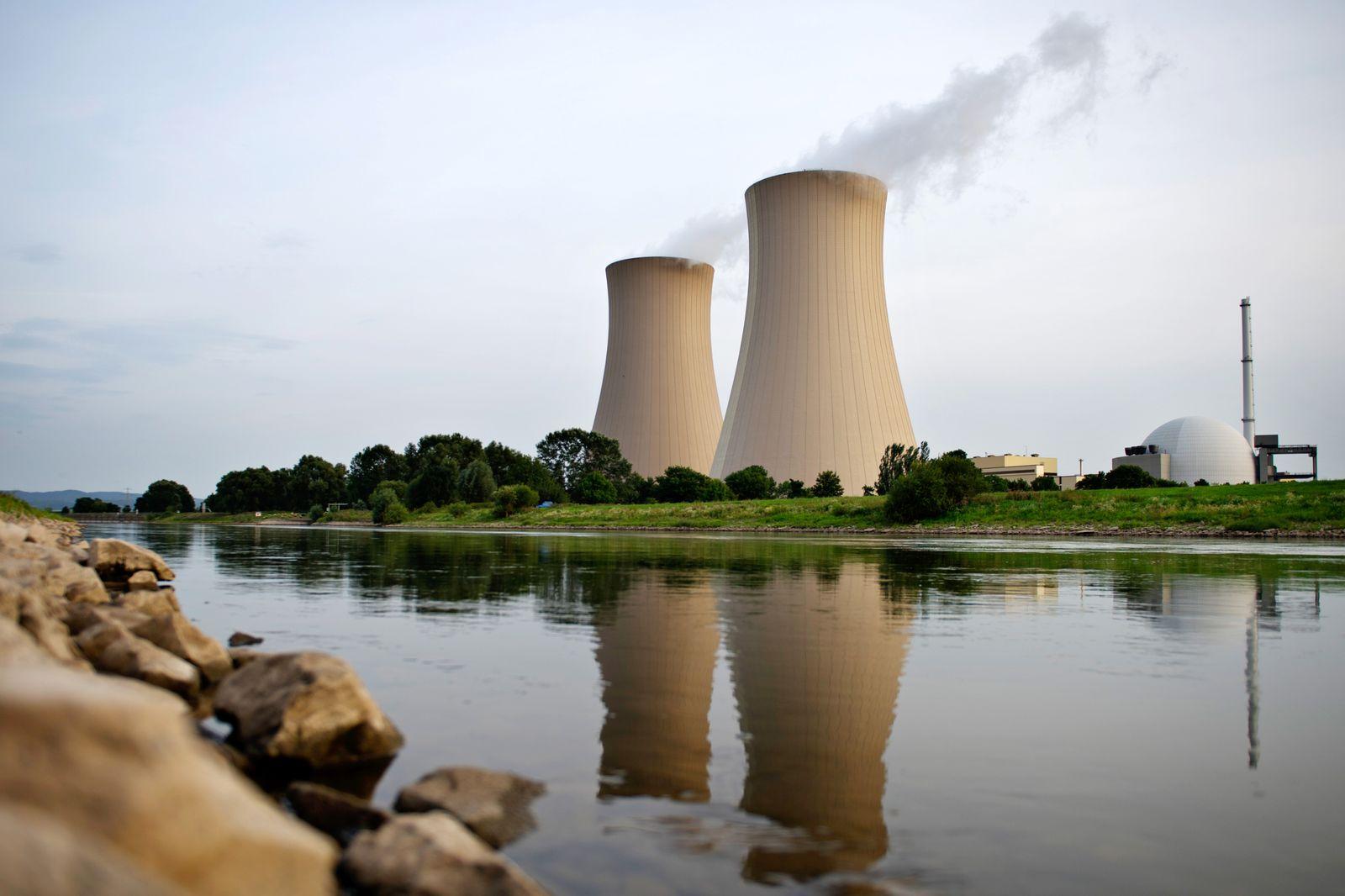 Atomkraftwerk Grohnde