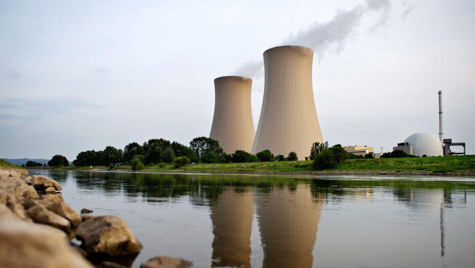 Atomkraftwerk Grohnde: Strittige Fragen der Energiewende