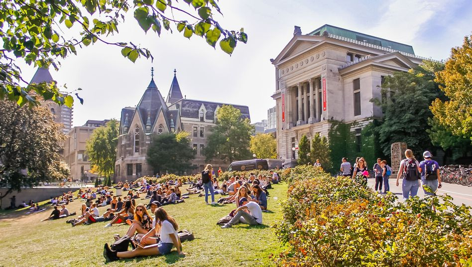 Die McGill-Universität in Montreal ließ Thomas Schlich zum Vorstellungsgespräch einfliegen und bot ihm dann einen Job an - unbefristet
