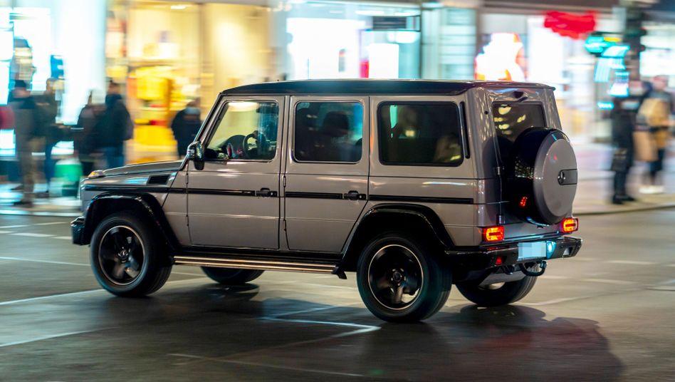 Moralisch umstrittenes Fahrzeug SUV: »Vorwürfe sollten immer im Verhältnis zum Vergehen stehen.«