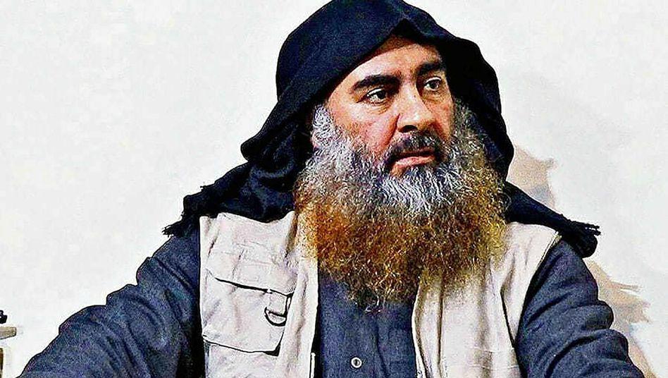 Islamischer Staat Terrormiliz Bestatigt Tod Von Abu Bakr Al