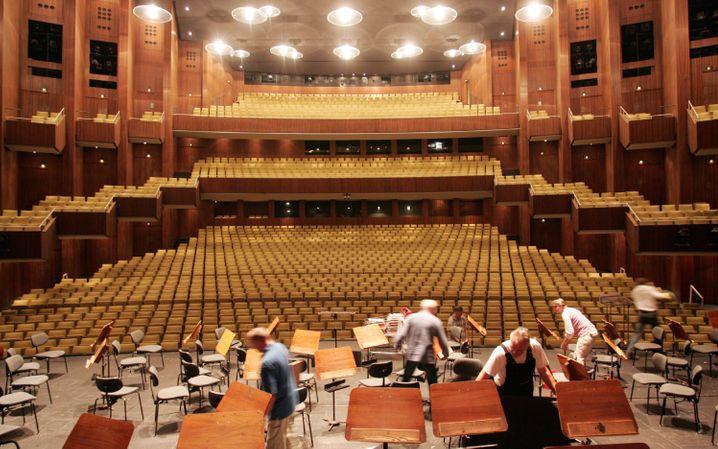 Auch die Deutsche Oper in Berlin (Archivbild) ist wegen des Coronavirus derzeit geschlossen