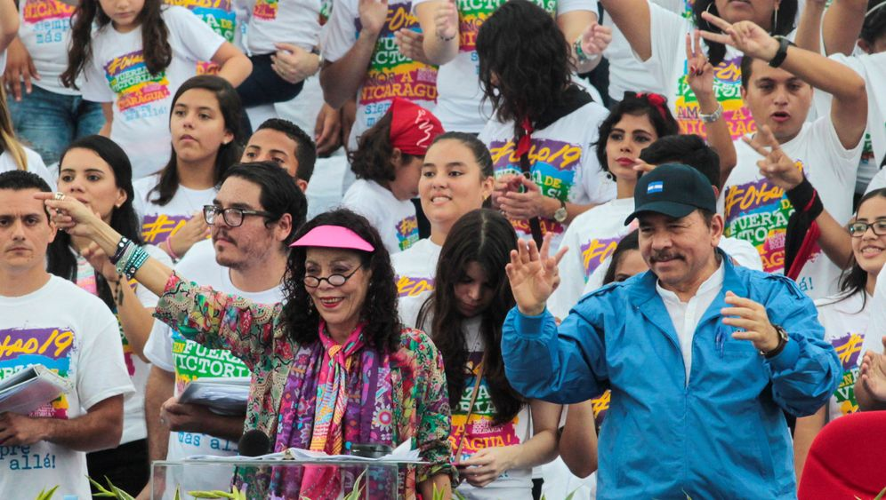 Nicaragua: Präsident mit dunkler Vergangenheit