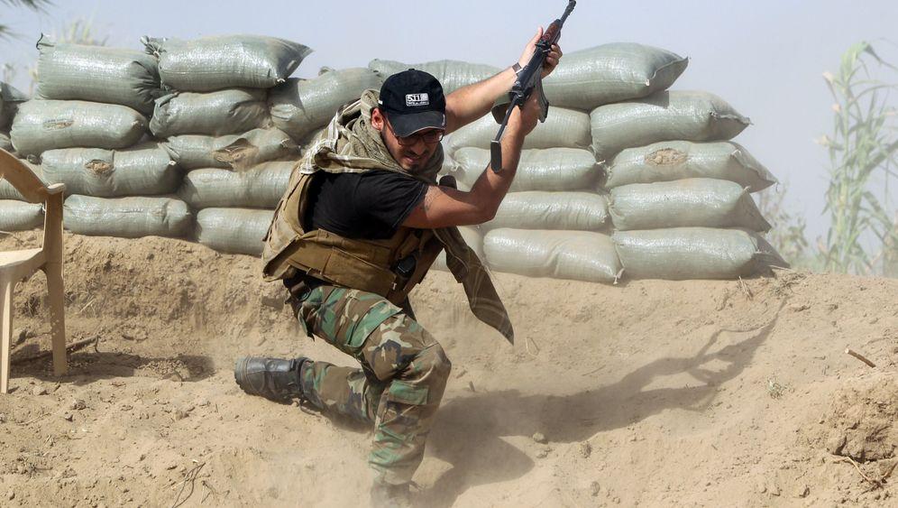 Besetzte irakische Stadt: Streit um Ramadi