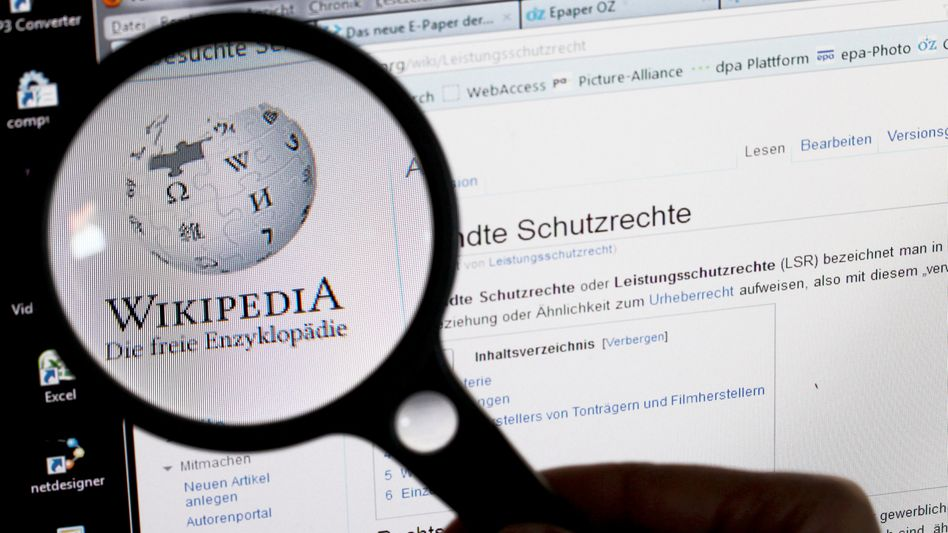 Wikipedia (Symbolbild): Neue Nutzungsbedingungen sollen PR-Texte verhindern