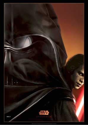 """""""Star Wars: Episode III"""" (Plakatmotiv): Darth Vaders großer Auftritt"""