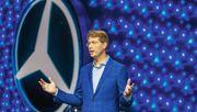 Neuer Daimler-Chef bringt Mitarbeiter und Aktionäre gegen sich auf