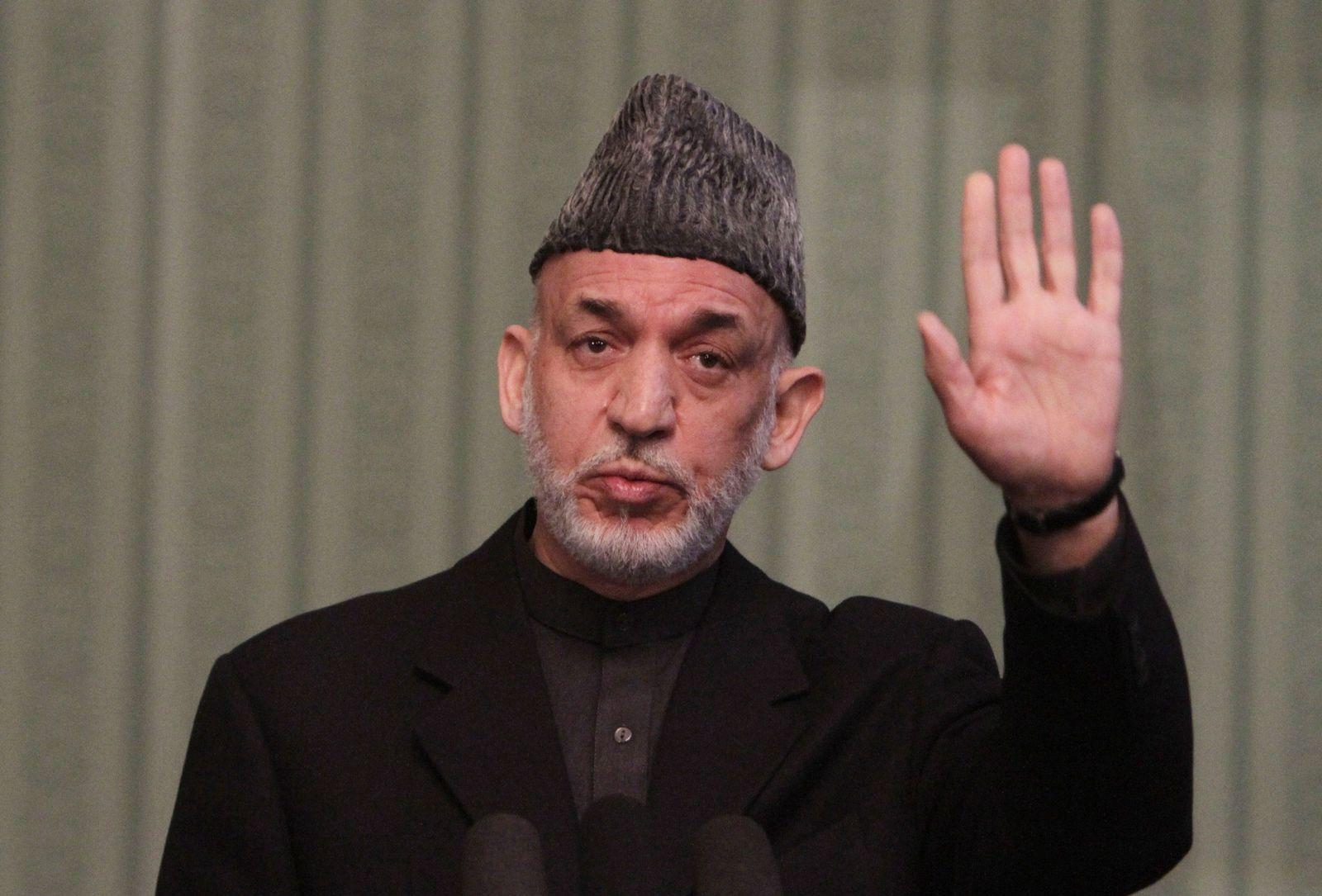 Hamid Karzai/Afghanistan