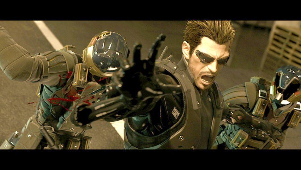 Angespielt: Deus Ex