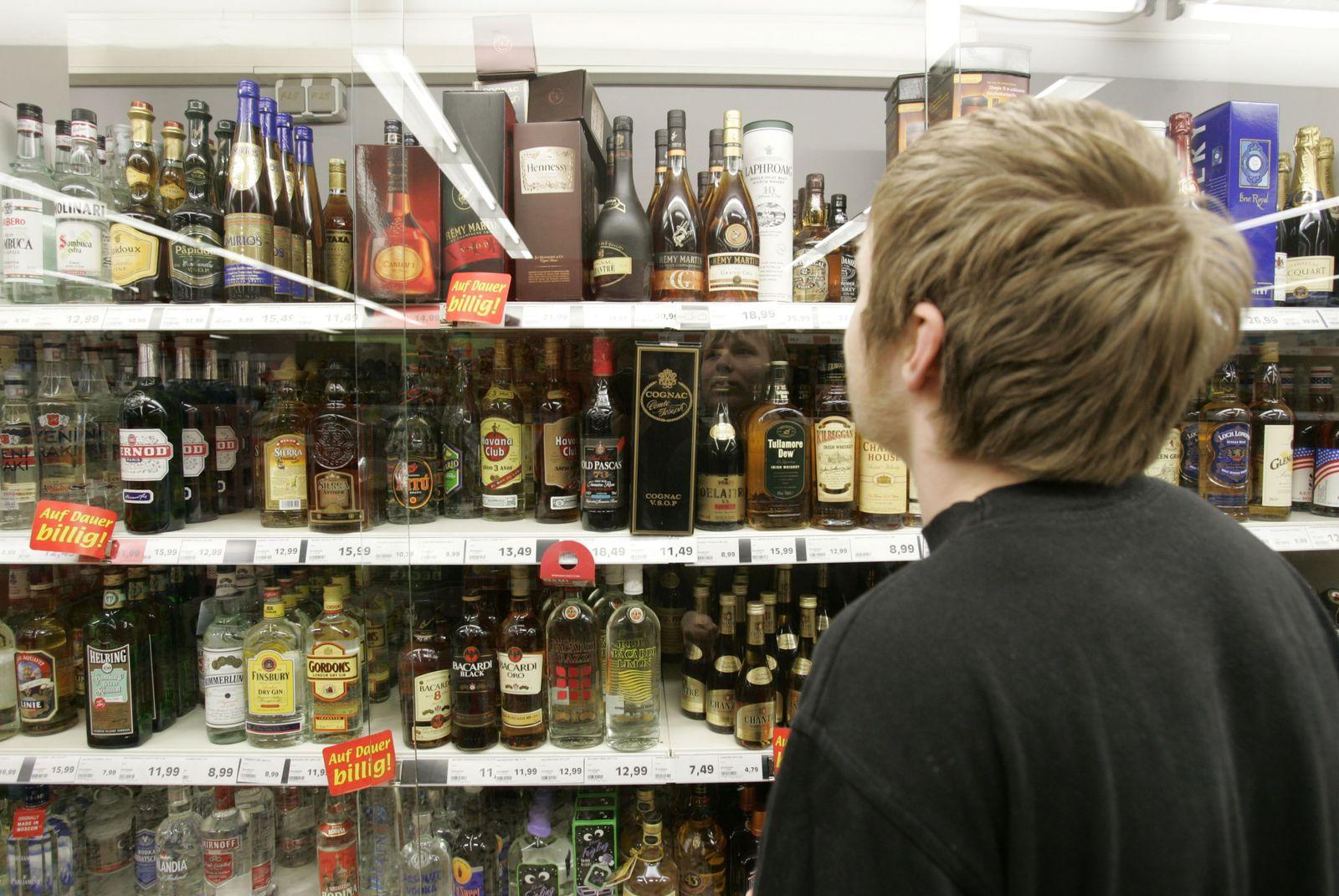 Jugendliche / Alkohol / Komasaufen
