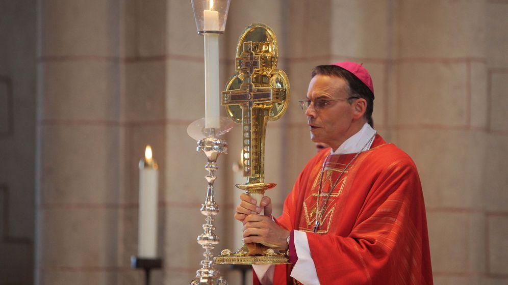 Tebartz-van Elst: Der geschasste Bischof wehrt sich