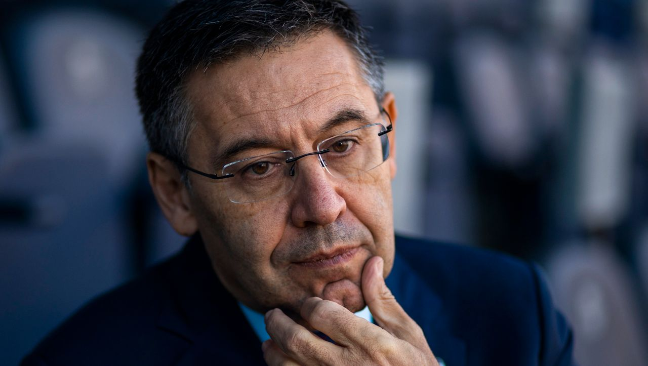 Ex-Barça-Präsident Bartomeu festgenommen: Schicksalswoche in Camp Nou - DER SPIEGEL