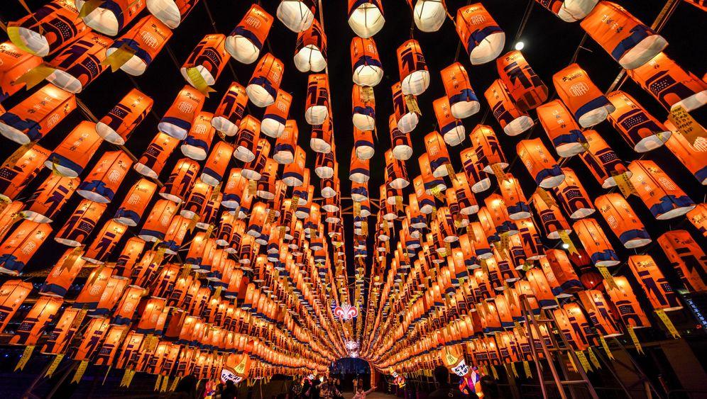 Chinesisches Neujahrsfest: Alles ist erleuchtet