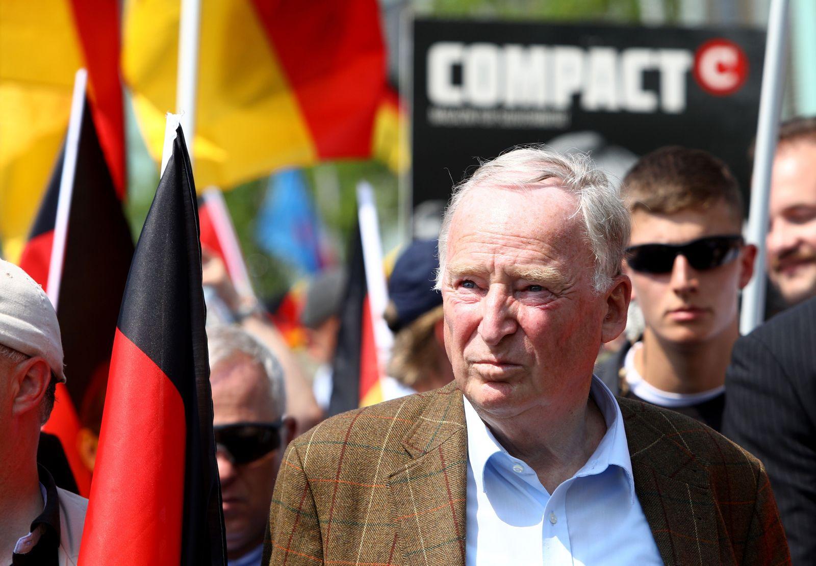 AfD Demo Berlin