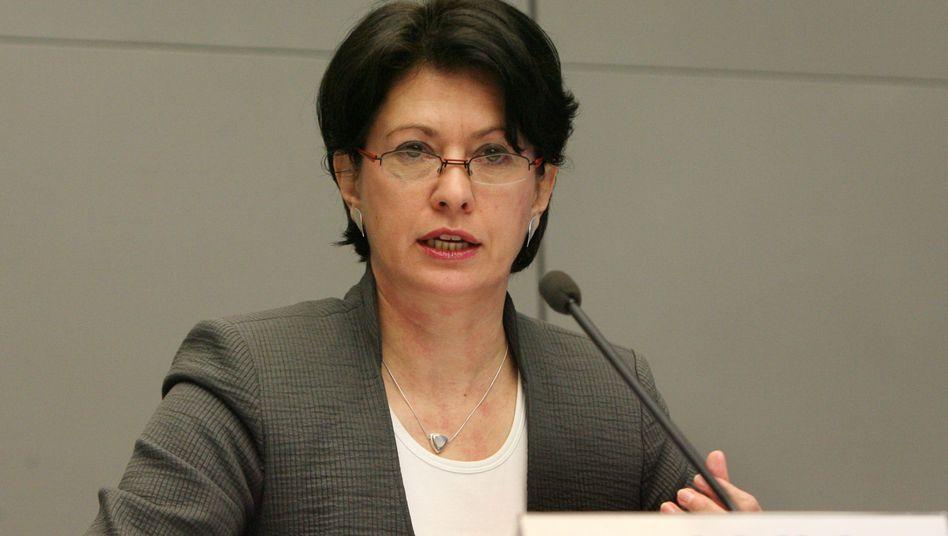 Europa-Abgeordnete Barbara Lochbihler (Grüne): Kritik an der Buchmesse-Leitung