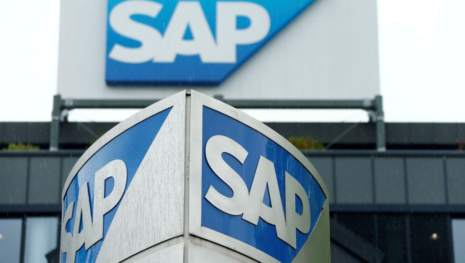 SAP-Zentrale in Walldorf: Cloud weniger profitabel als Softwarelizenzen