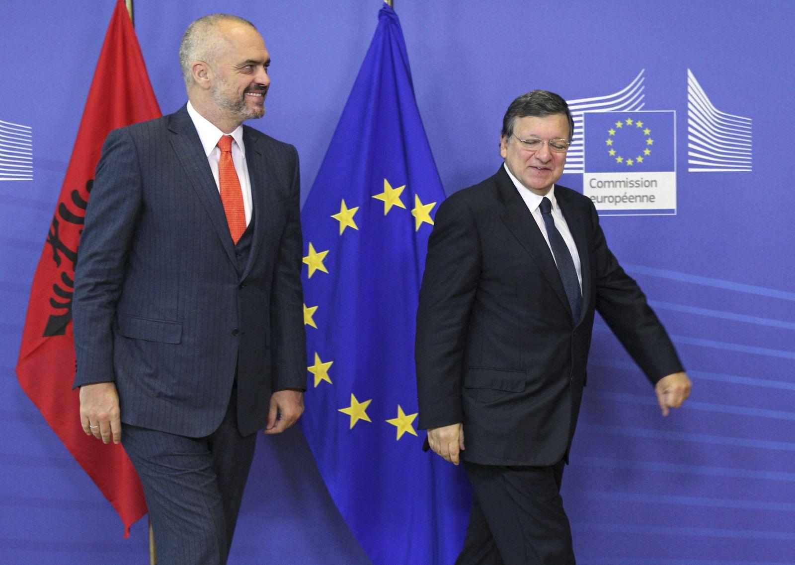 Belgium EU Albania