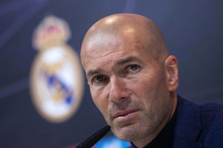 Zinedine Zidane - ebenfalls Opfer eines Einbruchs (Archivbild)