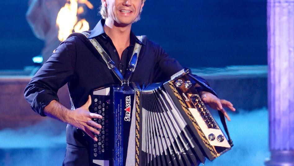 Volksmusik-Moderator Florian Silbereisen in der ARD: Immer mehr Zuschauer haben das Gefühl, keine angemessene Gegenleistung für ihre Gebühr zu bekommen