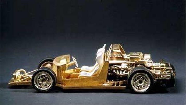 Edel-Modellautos: Goldene Zeiten für Sammler