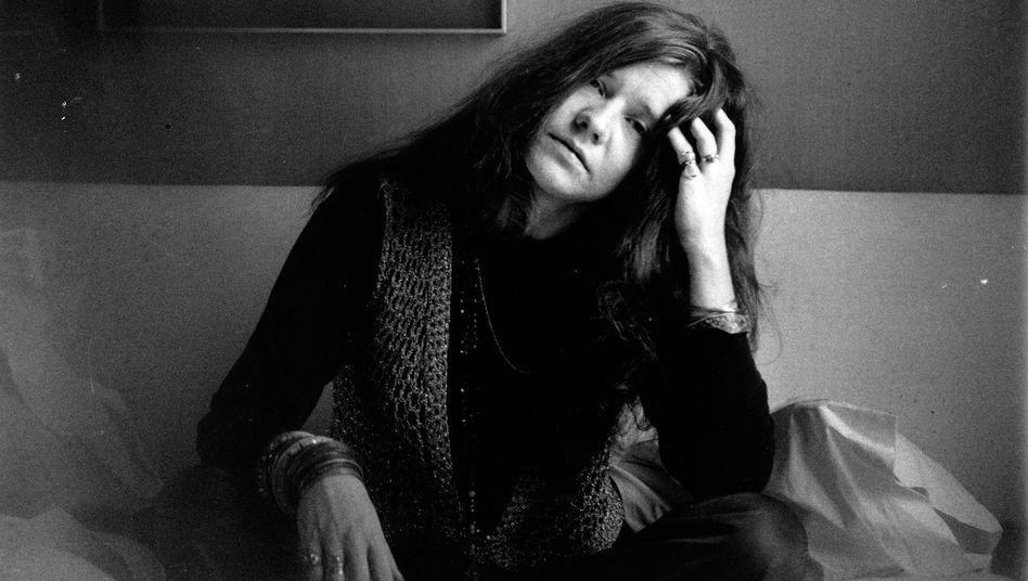 Janis-Joplin-Dokumentation: Ein einziges Mal zu oft gedrückt