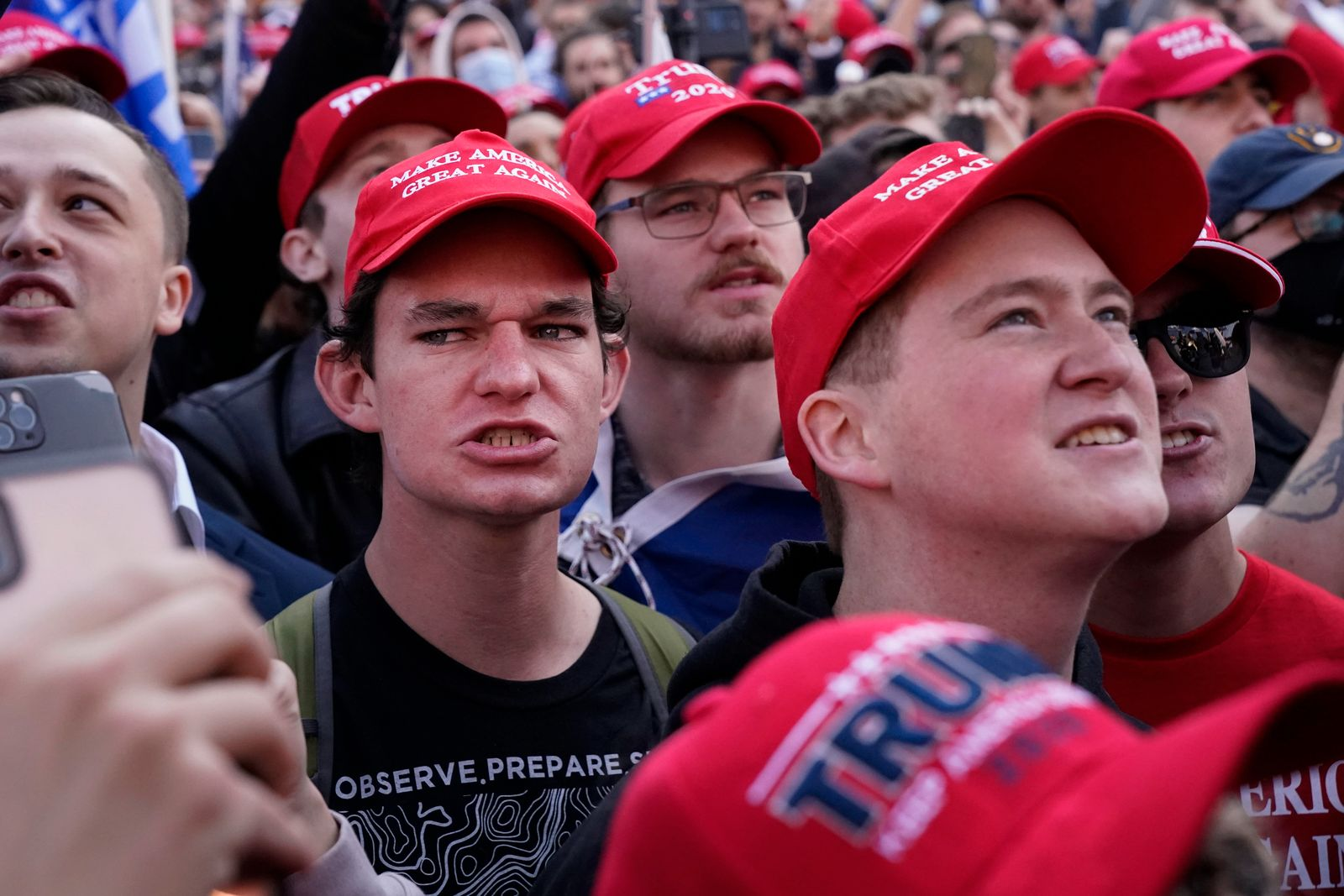 APTOPIX 2020 Election Protests Washington