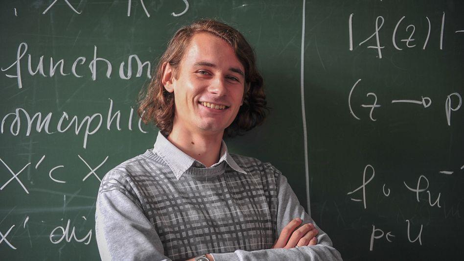 Prof. Dr. Peter Scholze: Noch Fragen?